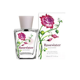 Crabtree & Evelyn Rosewater Eau de Toilette - 100ml