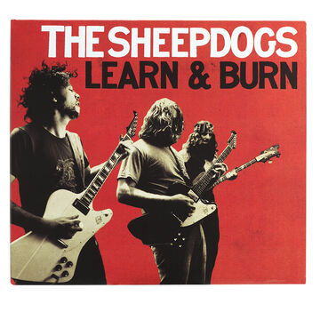 The Sheepdogs - Learn & Burn - Deluxe Limited Edition - CD