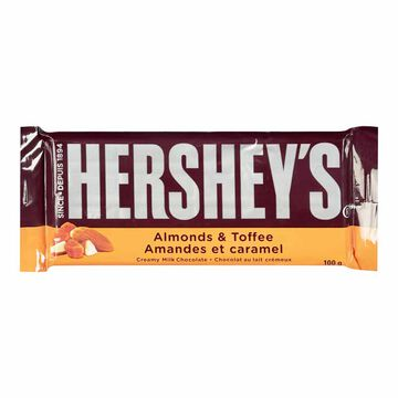 Hershey's Almond & Toffee Bar - 100g