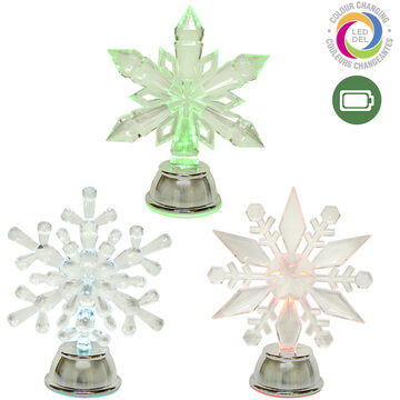 Winter Wishes Deer - Clear - Assorted