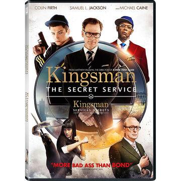 Kingsman: The Secret Service - DVD