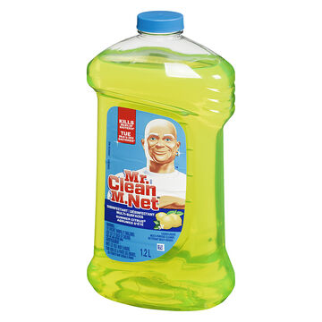 Mr. Clean Antibacterial Multi-Surfaces Liquid Cleaner - Summer Citrus - 1.2L