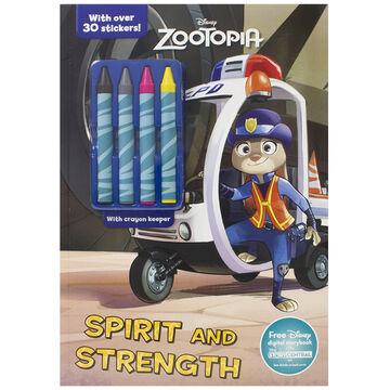 ZooTopia - Spirit and Strength