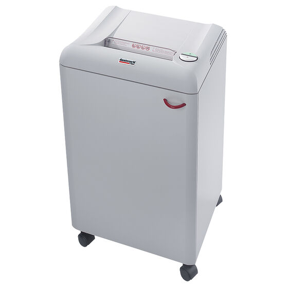 Destroyit 2503 Cross Cut 4x40mm Paper Shredder - Office Grey - DSH0302