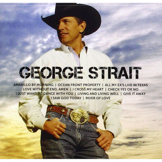 George Strait - ICON - CD