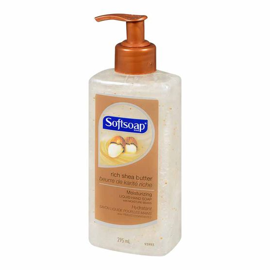 Softsoap Liquid Hand Soap - Shea Butter - 295ml
