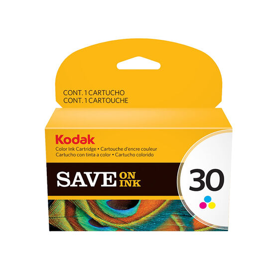 Kodak #30 Color Ink - Multi-color Pack - 1022854