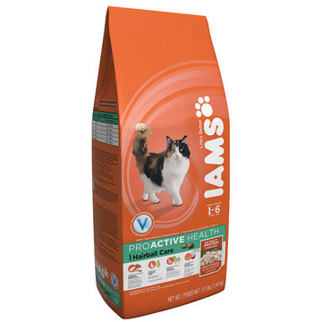 IAMS ProActive Health Adult Hairball Care - 1.41kg