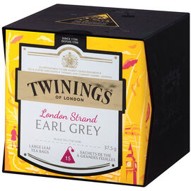 Twinings Tea - London Strand Earl Grey - 15's