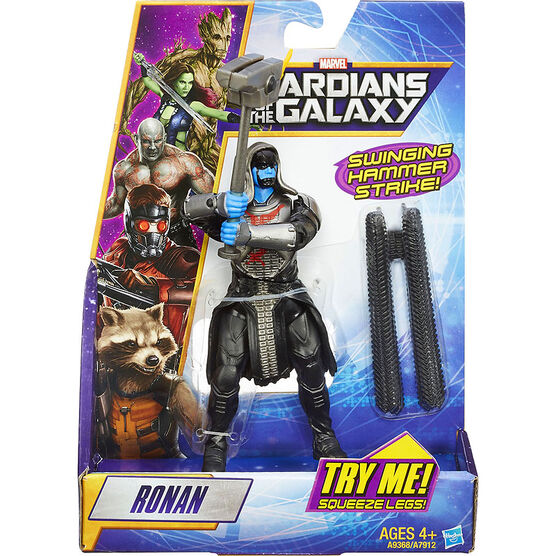 Marvel Guardians of the Galaxy Galactic Battlers Figure - Assorted
