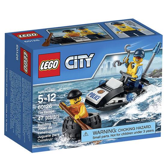 Lego City - Tire Escape