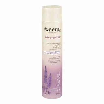 Aveeno Living Colour Shampoo for Medium-Thick Hair - 310ml