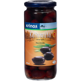 Krinos Kalamata Olives - 500ml
