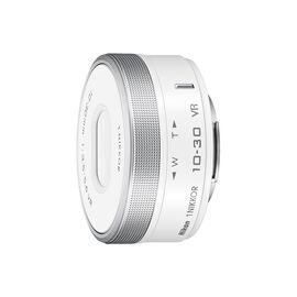 Nikon 1 NIKKOR VR 10-30mm f/3.5-5.6 PD-ZOOM Lens - White - 3368