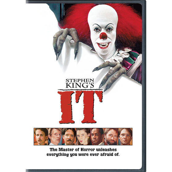 Stephen King's It - DVD