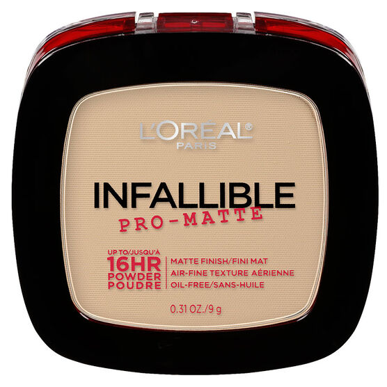 L'Oreal Infallible Pro-Matte Powder - Nude Beige