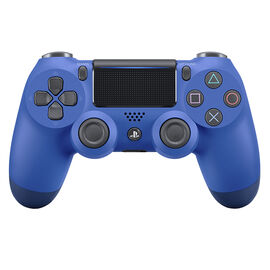 PS4 Dual Shock 4 Wireless Controller - Wave Blue - 3001547
