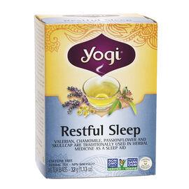 Yogi Tea - Restful Sleep - 16's