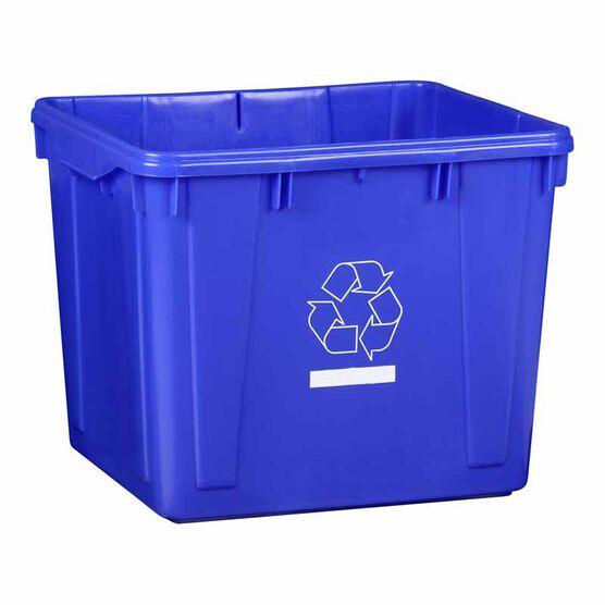 Scepter Recycle Bin - Blue - 59L
