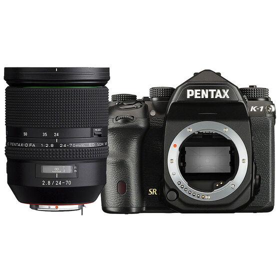 Pentax K1 with 24-70mm F2.8 Lens - PKG 24652