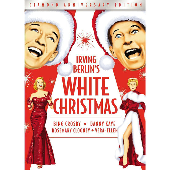 White Christmas - DVD