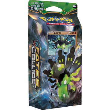 Pokémon XY10 - Fates Collide Deck - Assorted