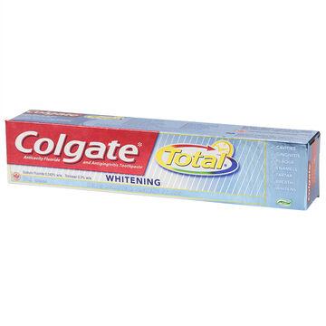 Colgate Total Whitening Gel Toothpaste - 170ml