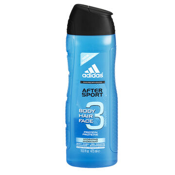 Adidas 3-In-1 After Sport Shower Gel - 473ml