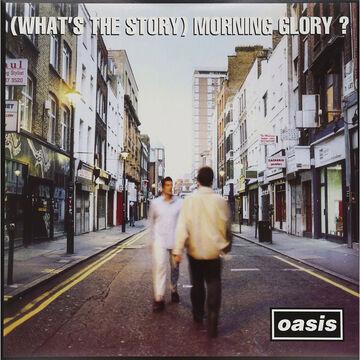 Oasis - (What's The Story) Morning Glory? - 2 LP Vinyl + Bonus Tracks Download