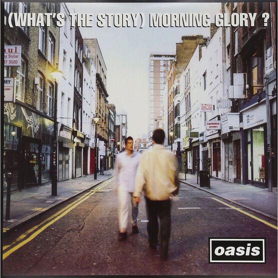 Oasis - (What's The Story) Morning Glory? - 2 LP Vinyl + Bonus Tracks Download