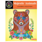 Hello Angel Majestic Animals Colouring Collection