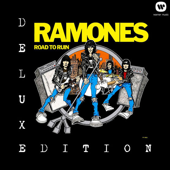 Ramones, The - Road To Ruin - Vinyl