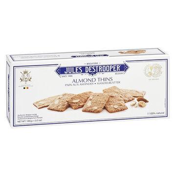 Jules Destrooper - Almond Thins - 100g
