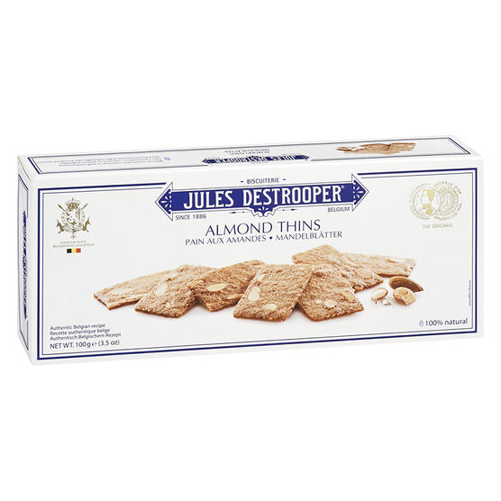 Jules Destrooper - Almond Thins - 100g
