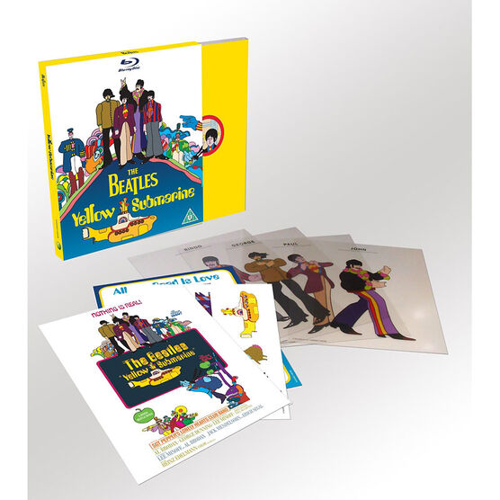 Yellow Submarine - Blu-ray