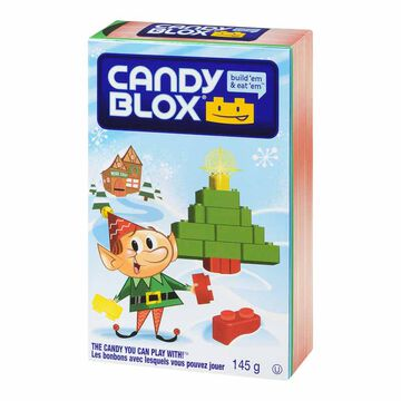 Candy Blox Fun Book - 145g