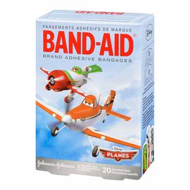 Johnson & Johnson Band-Aids - Planes - 20's