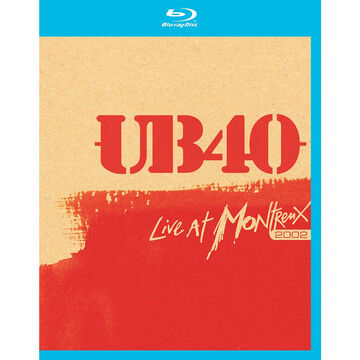 UB40 - Live At Montreux - Blu-ray