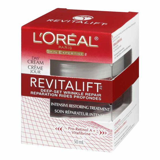 L'Oreal Skin Expertise Revitalift Deep-Set Wrinkle Repair Day Cream - 50ml