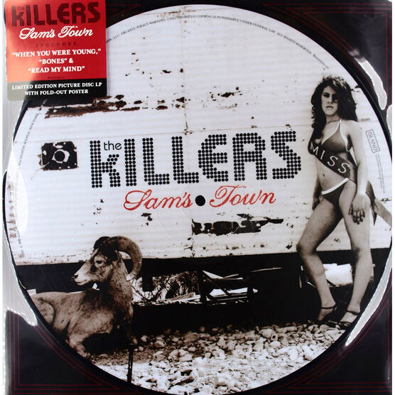 Killers, The - Sam's Town - Vinyl