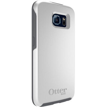 Otterbox Symmetry Case for Samsung Galaxy S6 - Glacier - OBSY5958WHGR