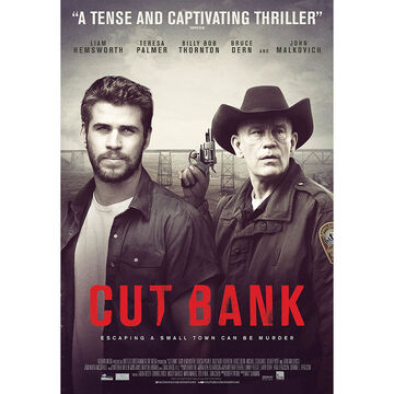 Cut Bank - DVD