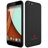 Maxwest Nitro X5 Unlocked Smartphone - Black - NITROX5