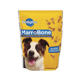 Pedigree Marrobone Dog Treats - Bacon Cheese Burger - 680g