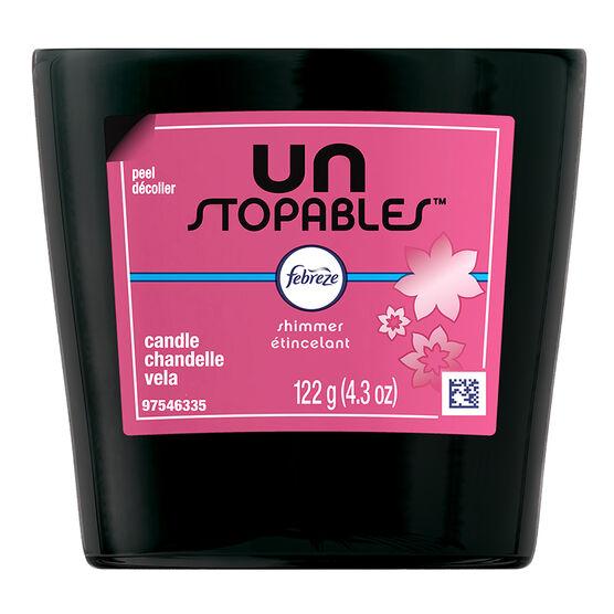 Febreze Candle UNstopables - Shimmer - 170g