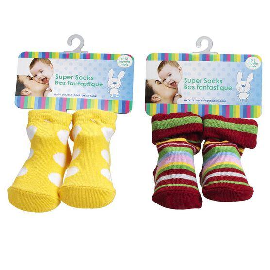 Honey Bunny Super Socks - Assorted