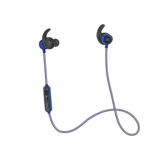 JBL Reflect Mini Bluetooth Sport Earphones - Blue - JBLREFLECTMINIBTBLU