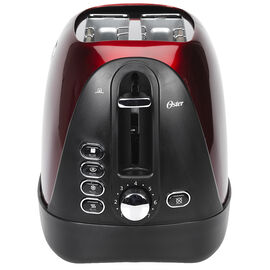 Oster 2 Slice Toaster - Red/Black - TSSTTR6307-033