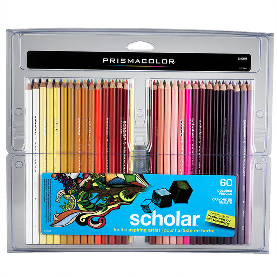 Prismacolor Colouring Pencils - Scholar -60's