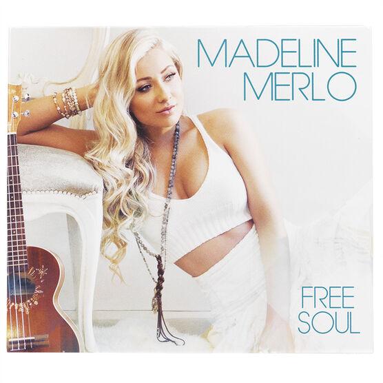 Madeline Merlo - Free Soul - CD
